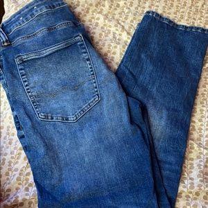 Men's American Eagle Slim Straight Jeans